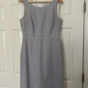 Tahari shift dress